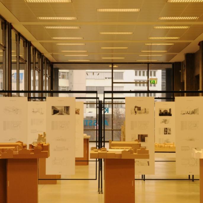 2011 Saint-Gilles Ausstellung