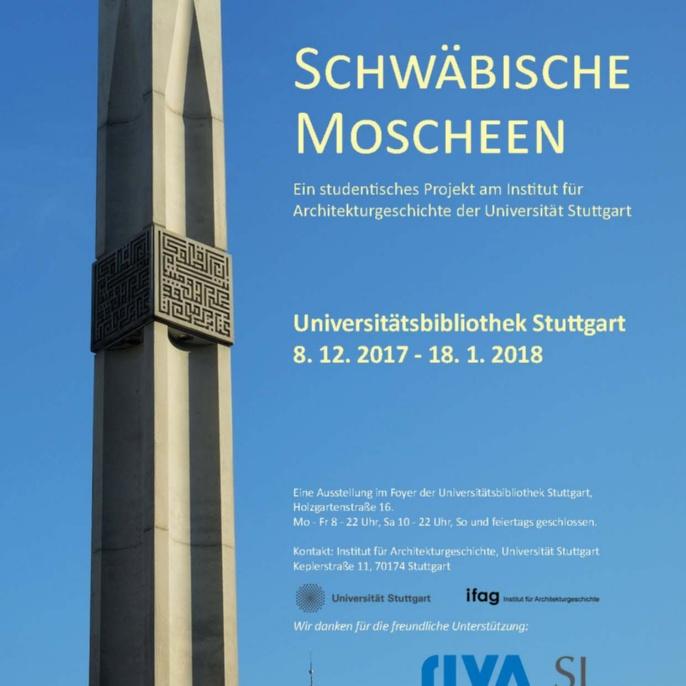 2018 Ausstellung Schwäbische Moscheen