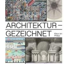 Architektur gezeichnet Buch-Cover